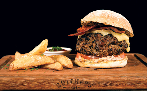 The Butchers Club Burgers