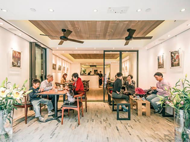 Man Mo Cafe