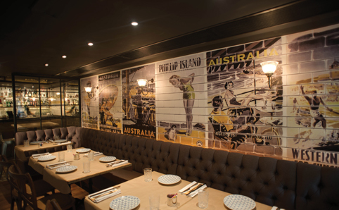 The BellBrook Bistro Oz by Laris (Closed)