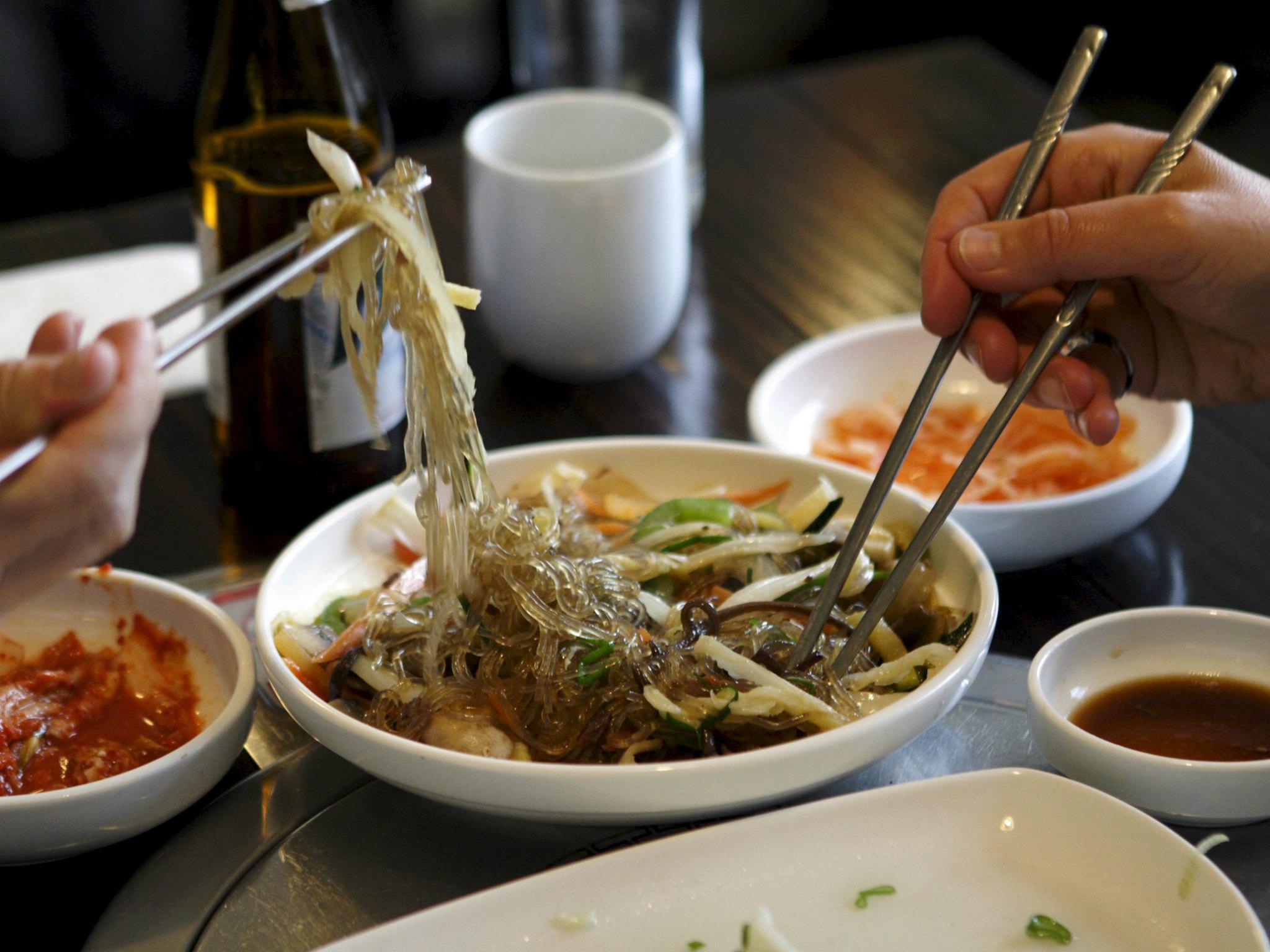Jee Cee Neh, korean food