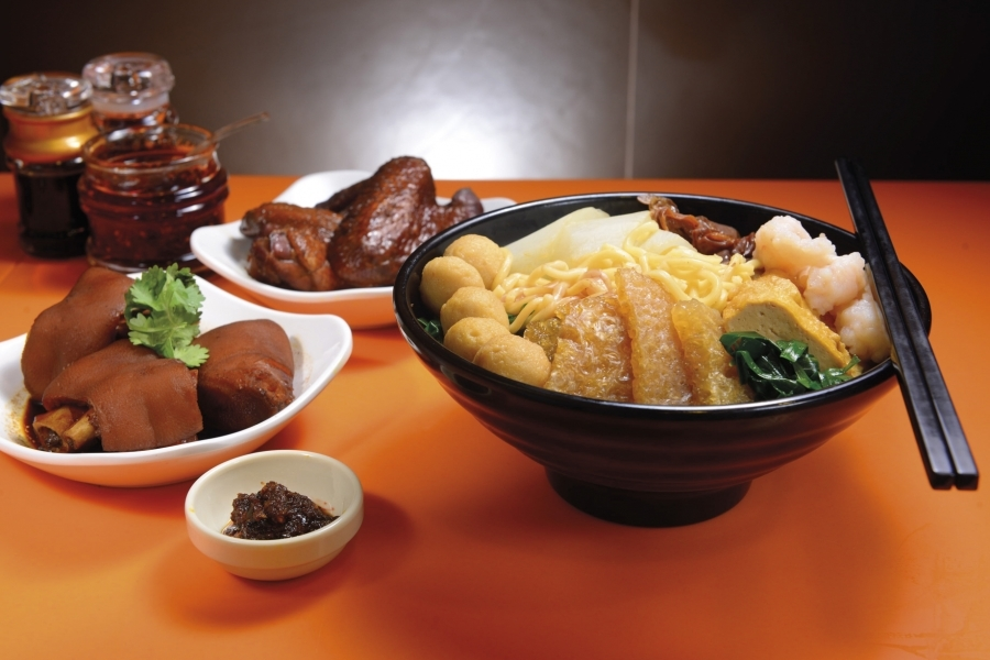 Chun Moon Noodles and Snacks