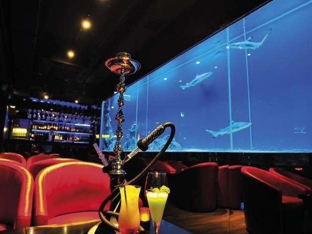 Bloop Shisha Lounge