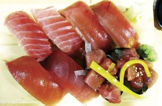 Soon Yi Tuna Sushi