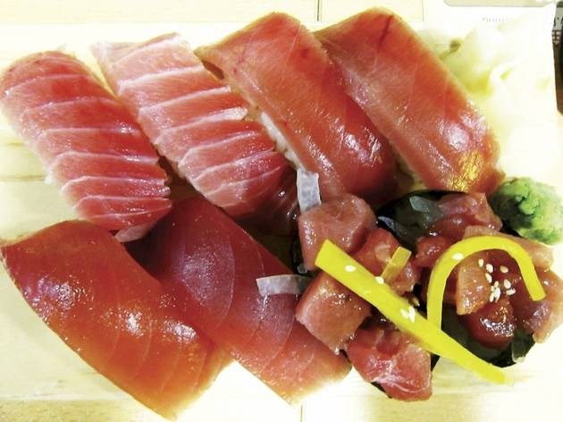 Soon Yi Tuna Sushi