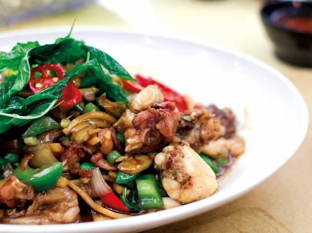 Thai Liang Zhi Thai Restaurant