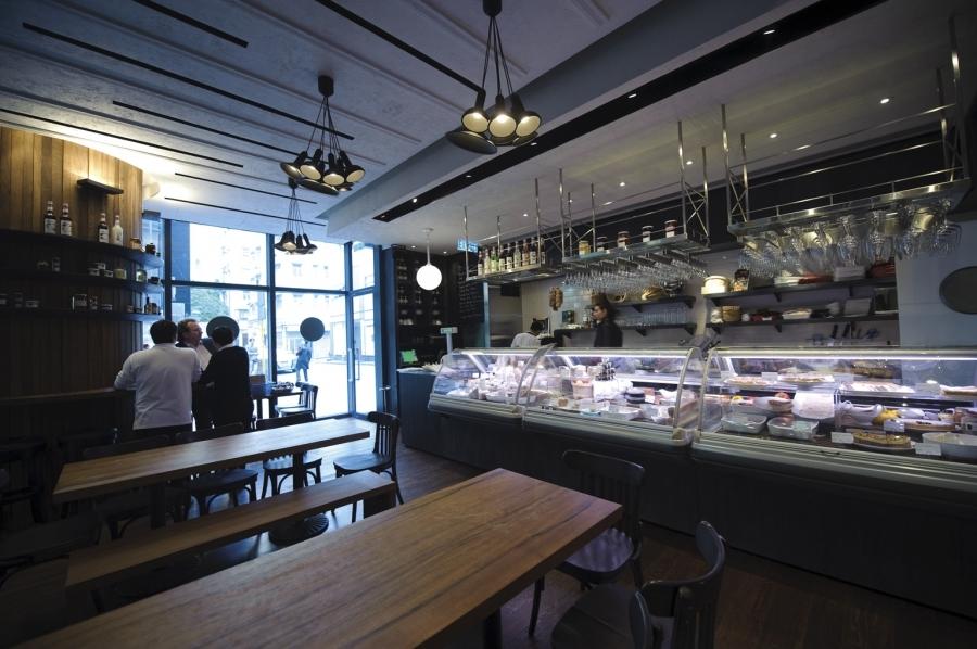 Chez Patrick Deli (Wan Chai)