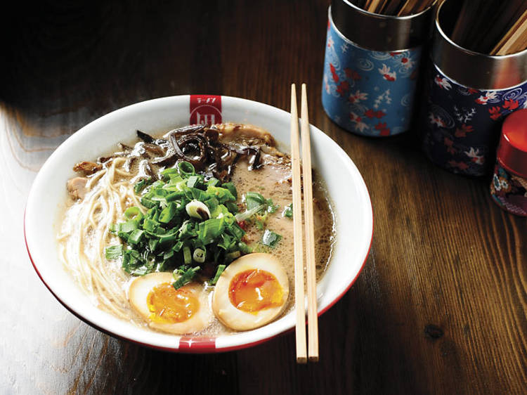 Where to find the best ramen in Hong Kong