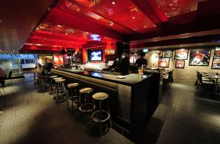 Manchester United Restaurant Bar