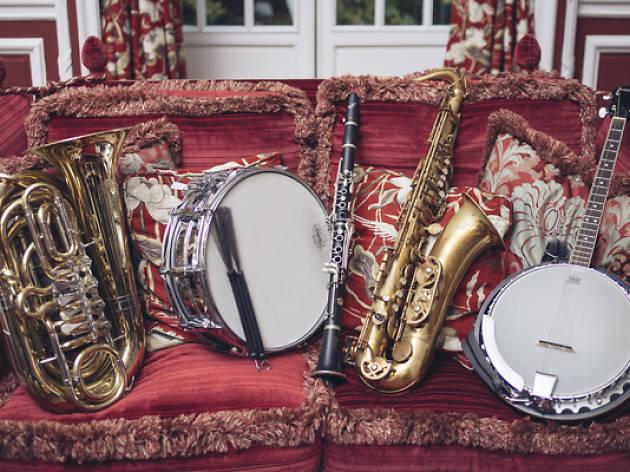San Isidro 2016: Lavapiés All Star Jazz Band