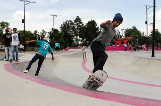 Guía de skateboarding en la Ciudad de México