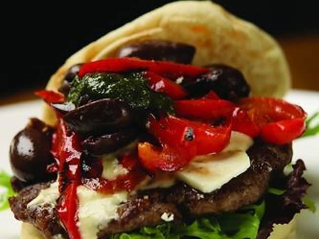 Gourmet Burger Union