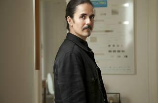 Damián Romero, director de Mutek, con relación al concierto AVANT_MUTEK.