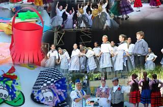 San Isidro 2016: Kids' workshops