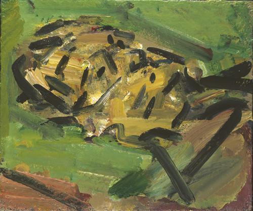 Exposición colectiva: Avigdor Arikha, Frank Auerbach, R.B. Kitaj, Euan Uglow