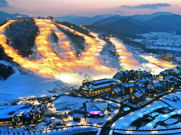 Korea ski
