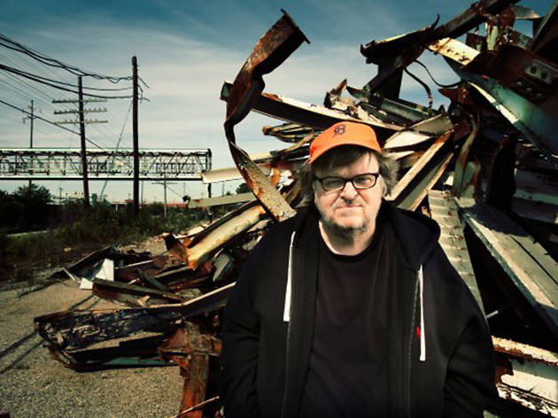 An Afternoon With Michael Moore
