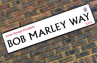 15 places in London with a Bob Marley connection
