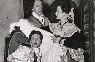 Opera Australia 2016 60th Anniversary Gala Concert marketing image 1956 OA production Marriage of Figaro Image courtesy of Opera Australia