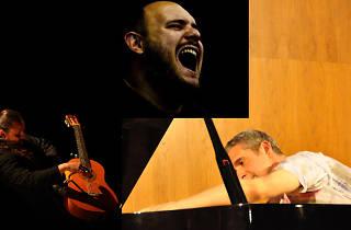 Ciutat Flamenco 2016: Raúl Cantizano + Niño de Elche + Alejandro Rojas-Marcos