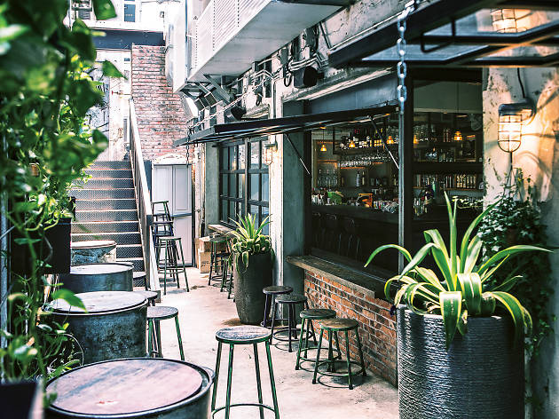 Hong Kong's coolest hidden alleyways