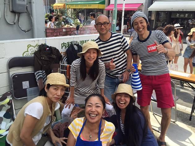 ボーダーフェスティバル@由比ガ浜通り2