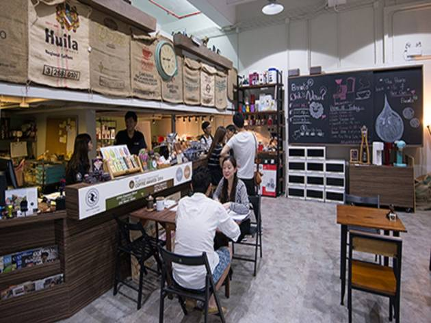 Return Coffee Roastery by Barista HK