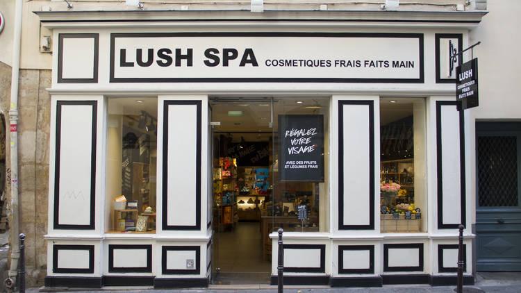 Spa Lush