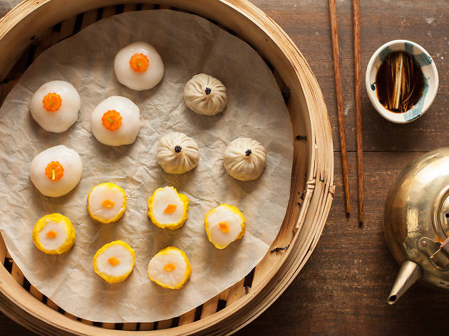 The best dim sum in Hong Kong