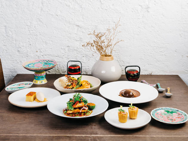 Best Peranakan restaurants in Singapore