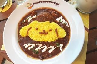 POMPOMPURIN Café