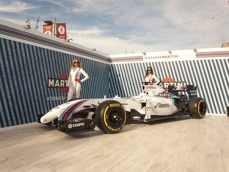 Monoplaça de la F1