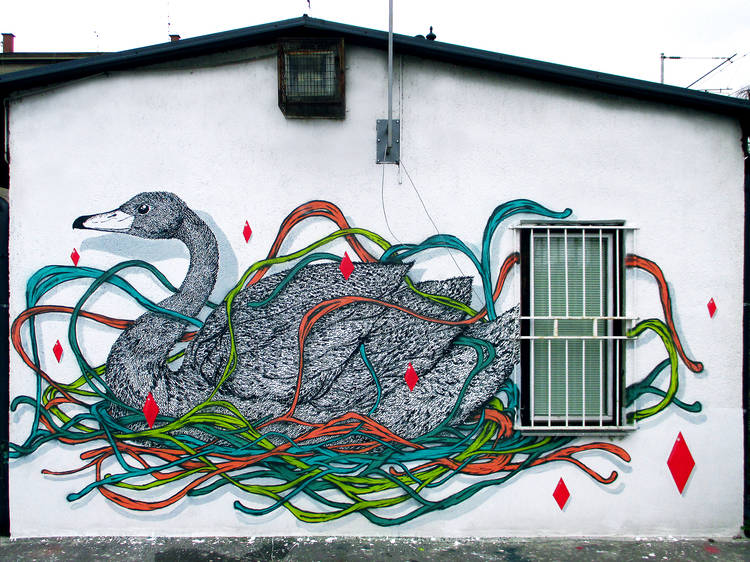 Tour Zagreb's street art scene