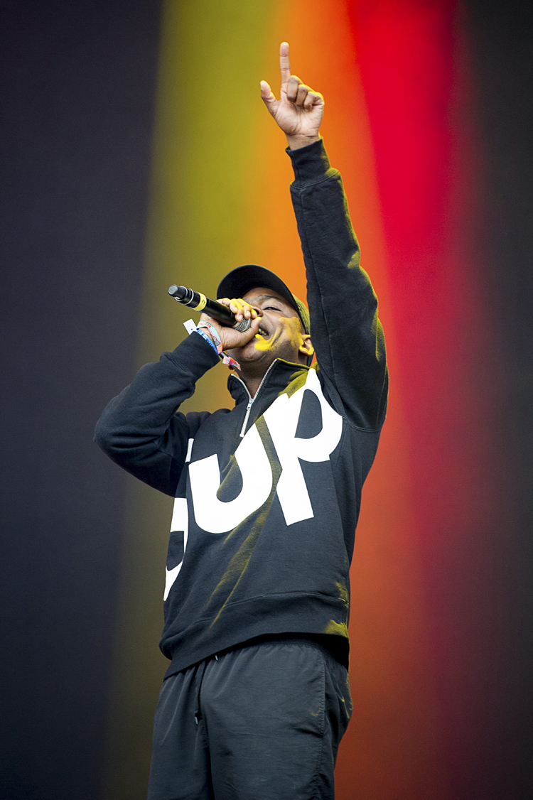 Skepta © Ollie Millington/Redferns
