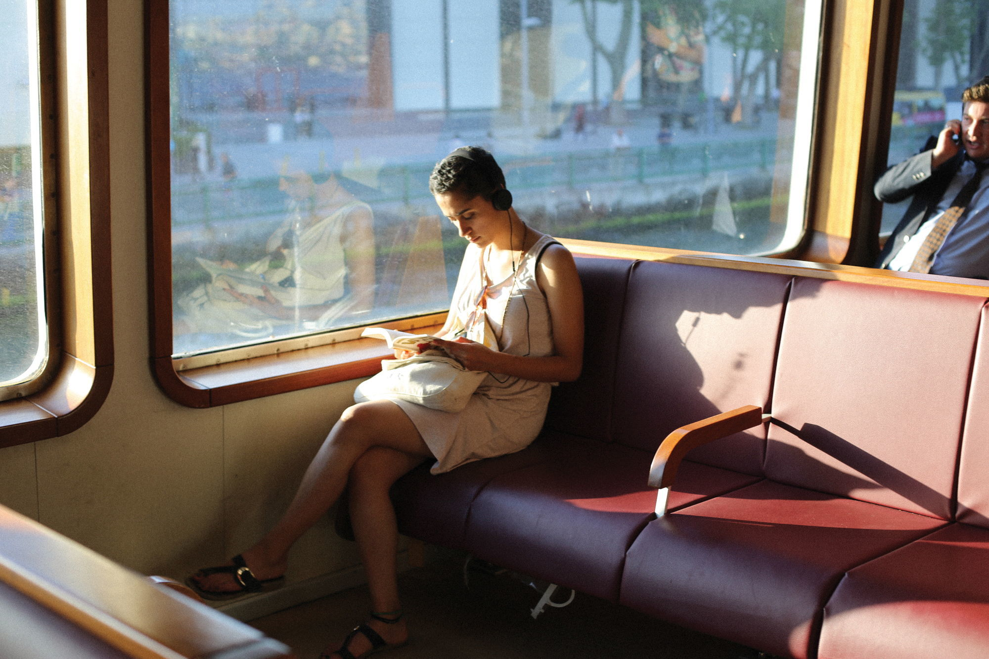 Ne okuyorsun İstanbul?