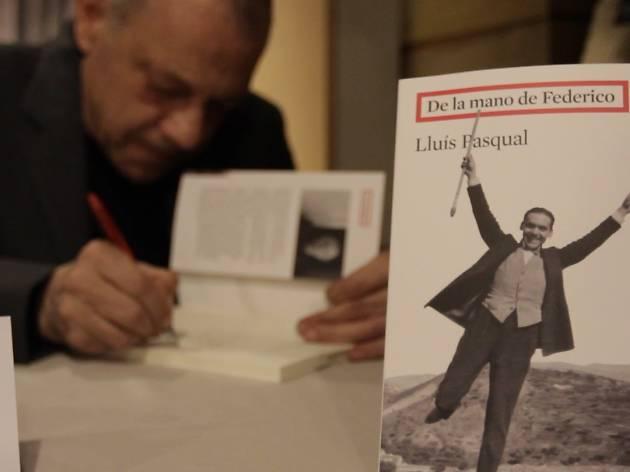 Lluís Pasqual presenta 'De la mano de Federico'