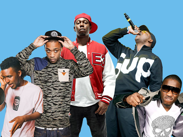 A brief history of grime