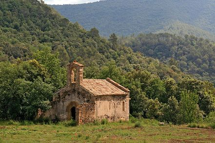 Visitar la Capella de Sant Medir