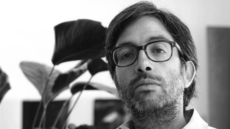 Eric Naumor, director y curador del Festival El Nicho de la Ciudad de México
