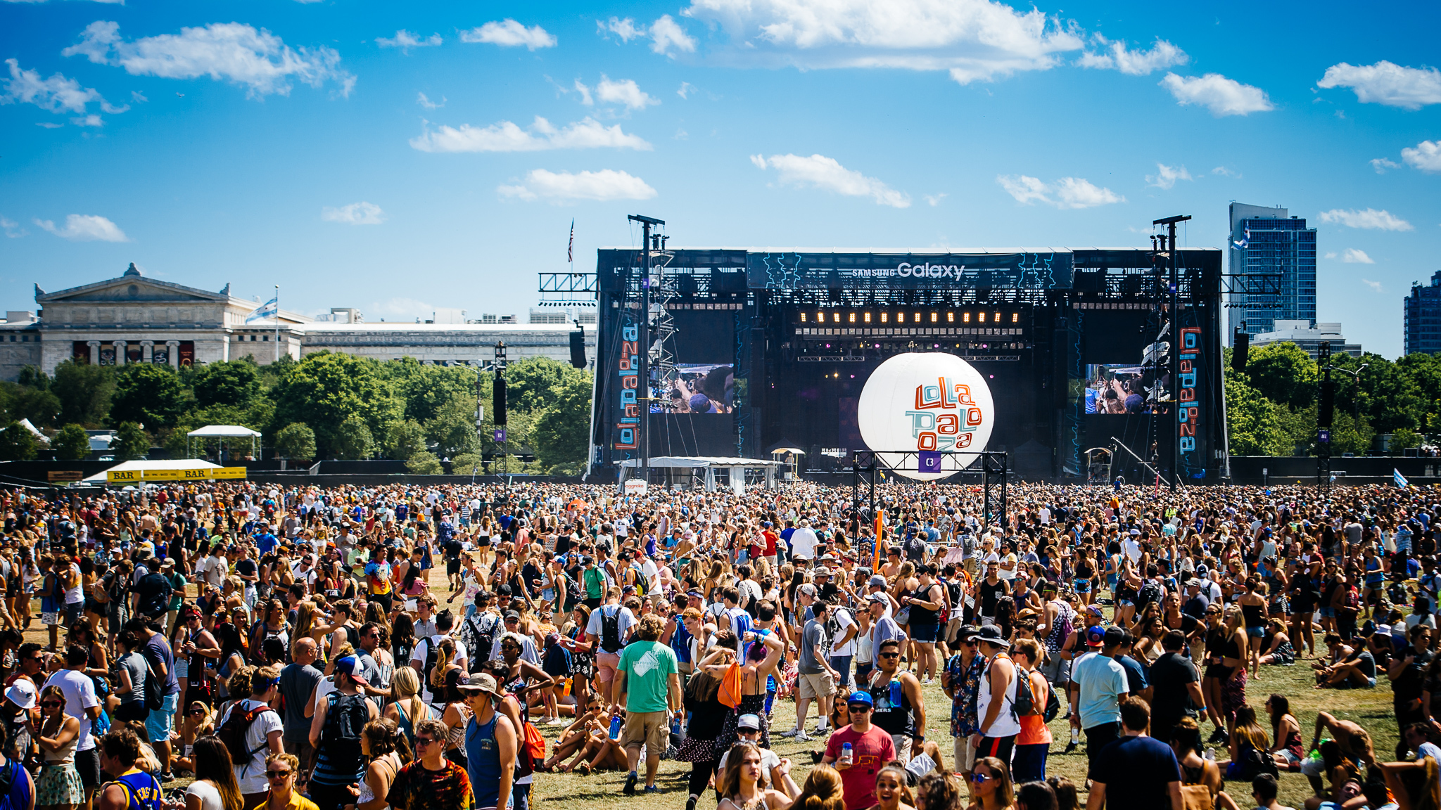 Festival-goers will rejoice in Lolla's Instagram-style lost and found