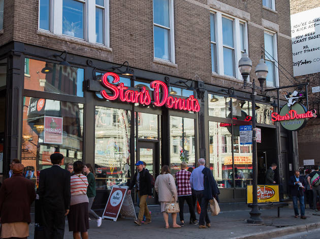 Get a free donut at Stan's Donuts on Wednesday