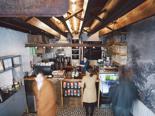 The very best coffee shops in NYC