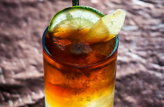 Rum House Dark & Stormy