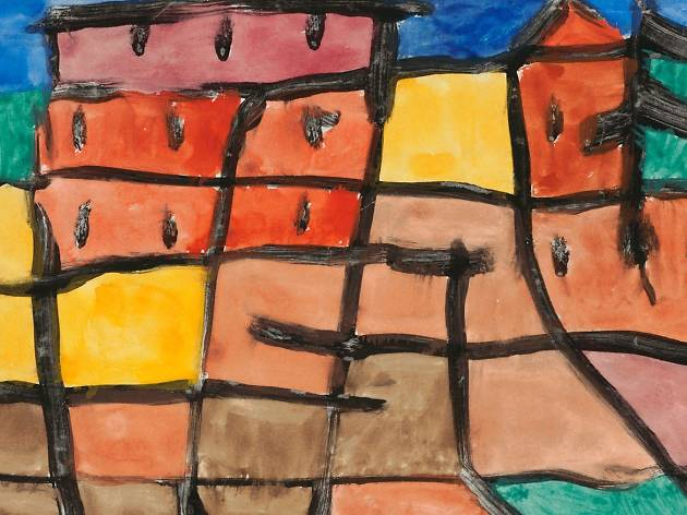 Paul Klee in Color