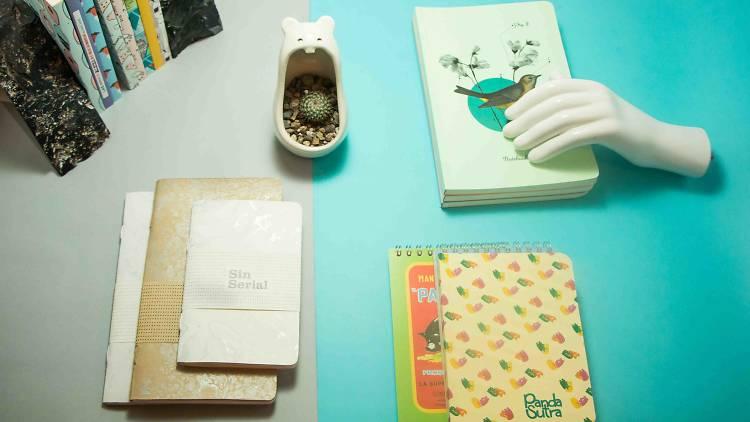 Notebooks, libretas, marcas de libretas