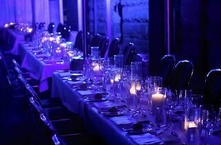 Secret Vivid laneway dinner-party comp