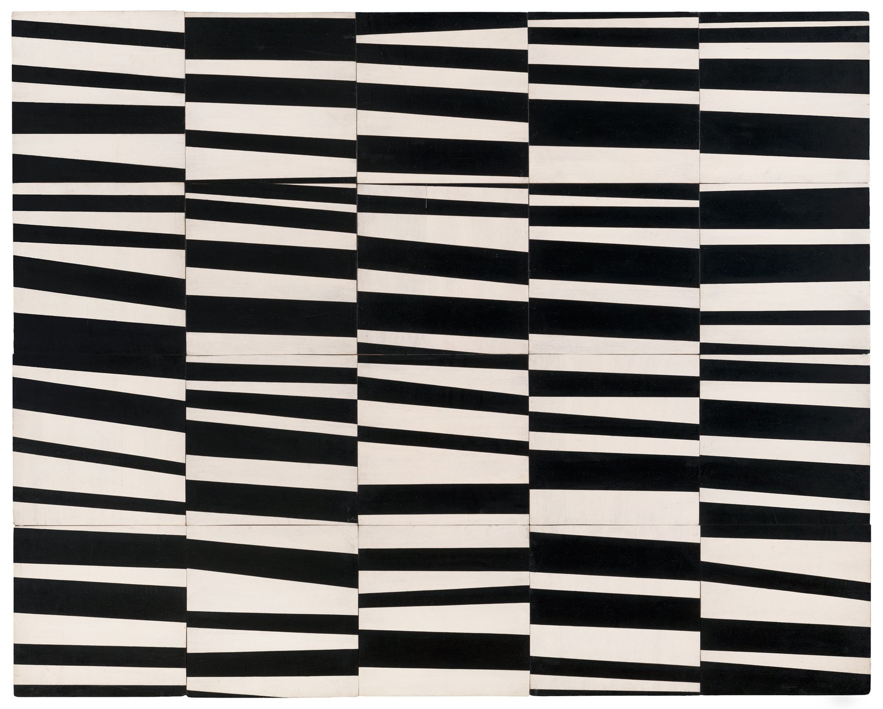 Approaching American Abstraction: The Fisher Collection