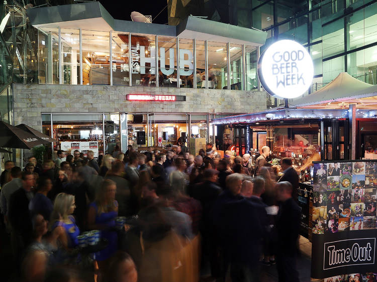 Beer Deluxe Melbourne
