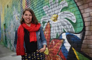 Dana Affleck, founder of Road to Refuge