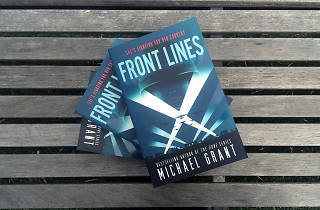 Michael Grant Front Lines