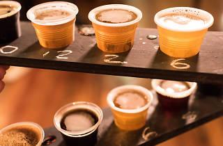 Good Beer Week beer paddles